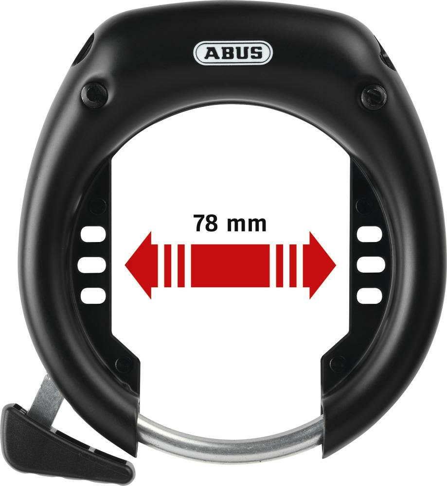 Abus Shield Plus 5750L NR Rahmenschloss