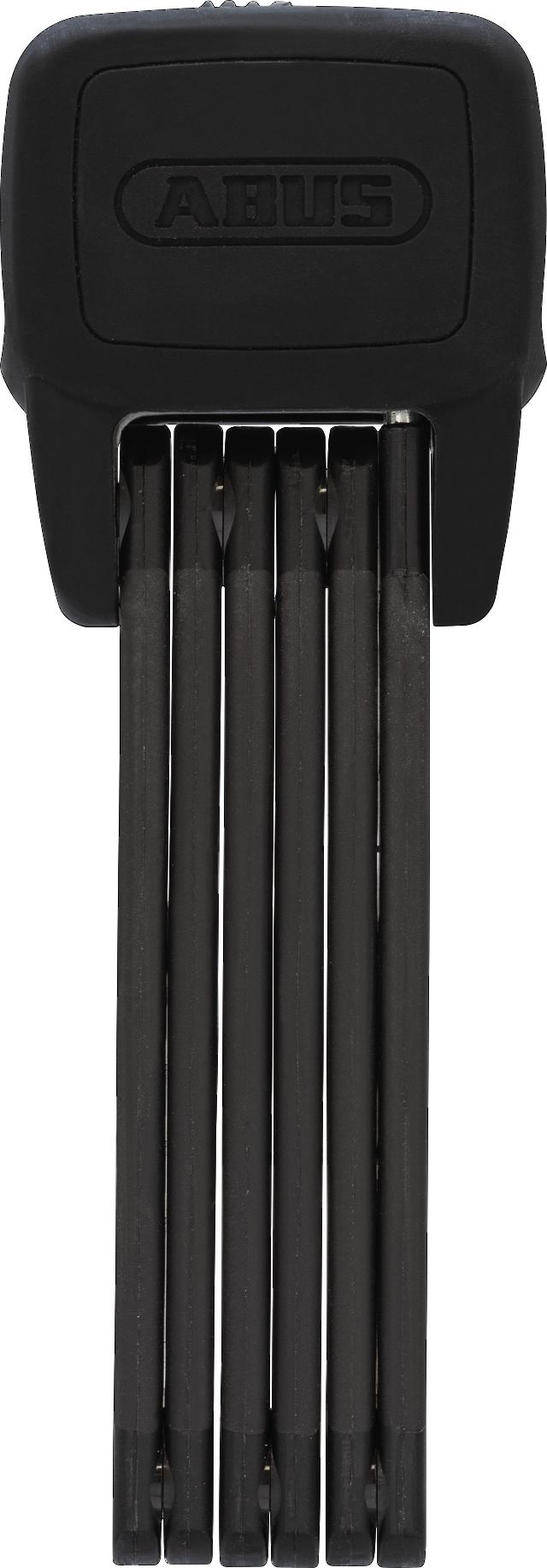 Abus Bordo 6000PZ/90 mit EC550 Zylinder, Faltschloss mit Halter