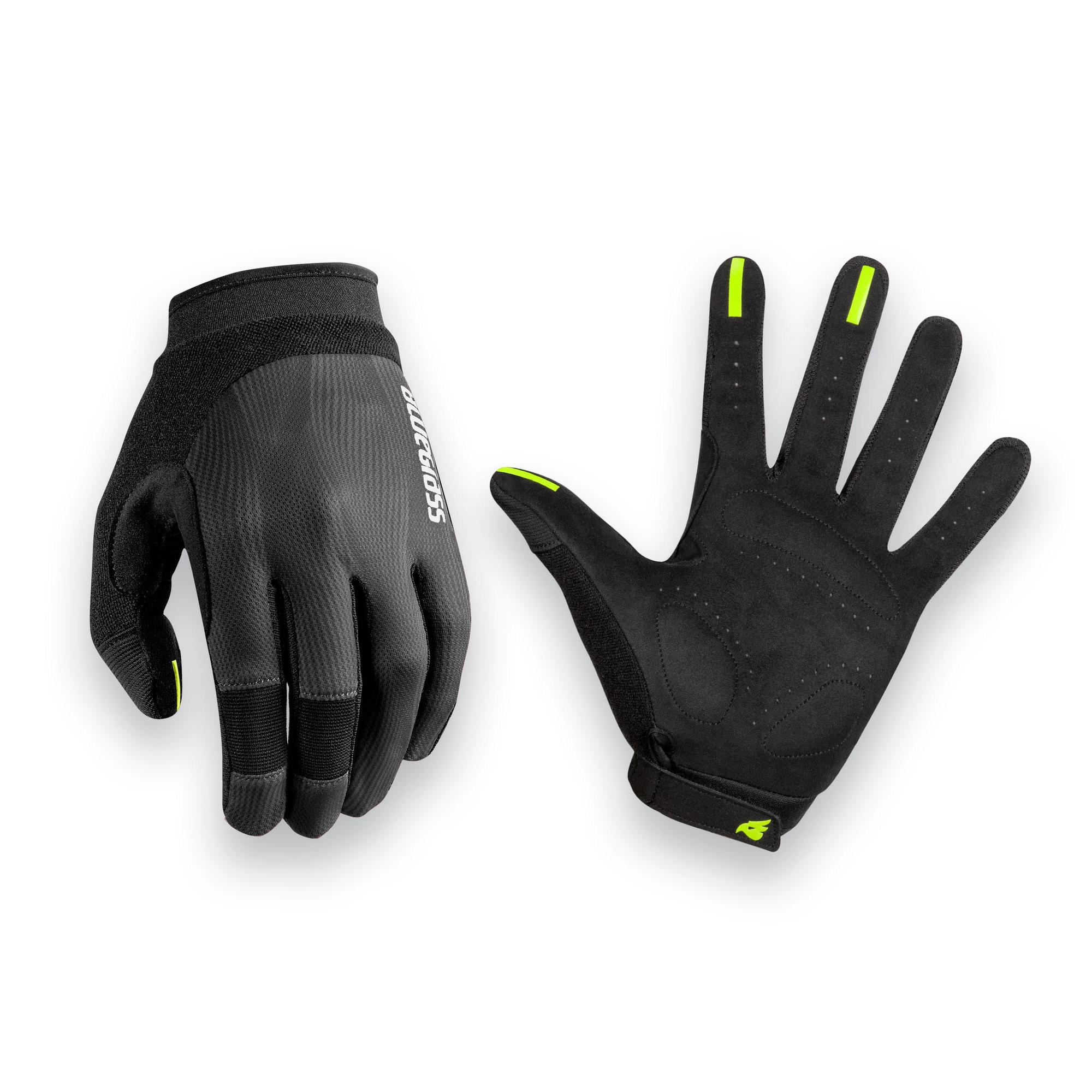 Bluegrass React Handschuhe Black