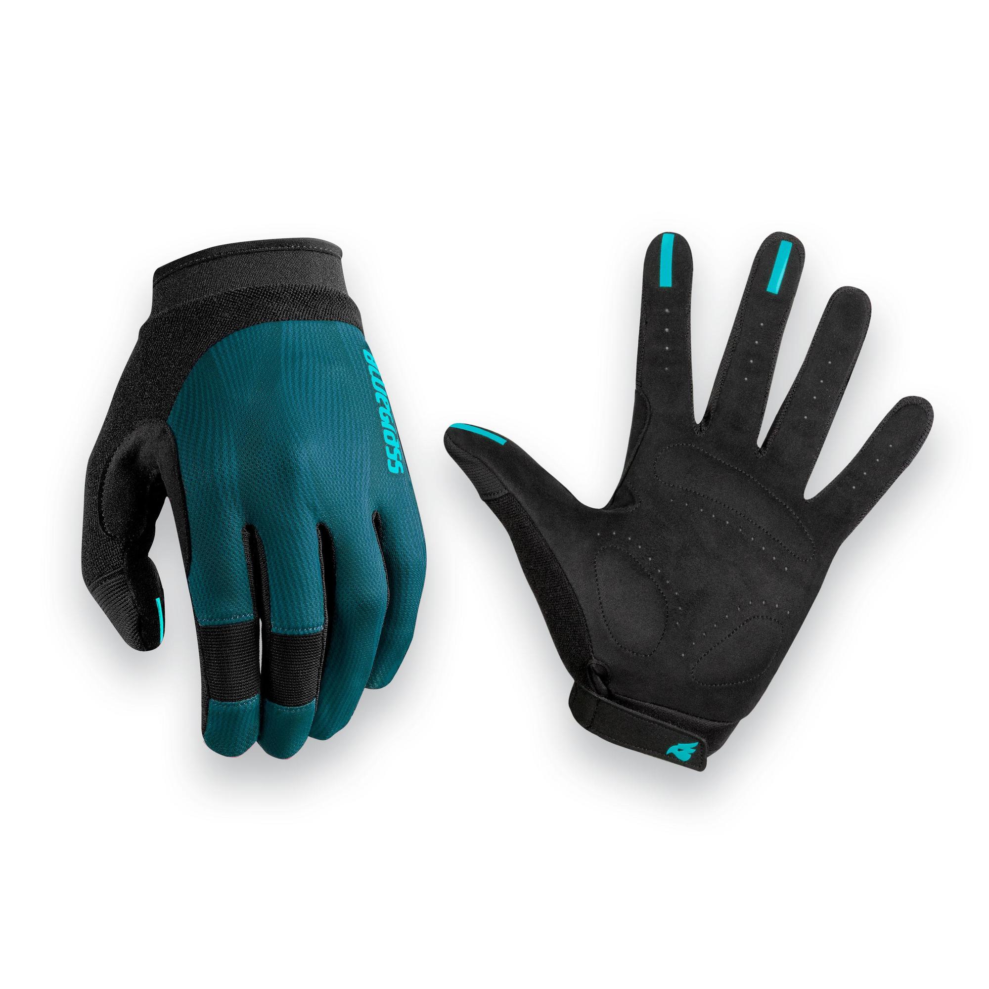 Bluegrass React Handschuhe Blue