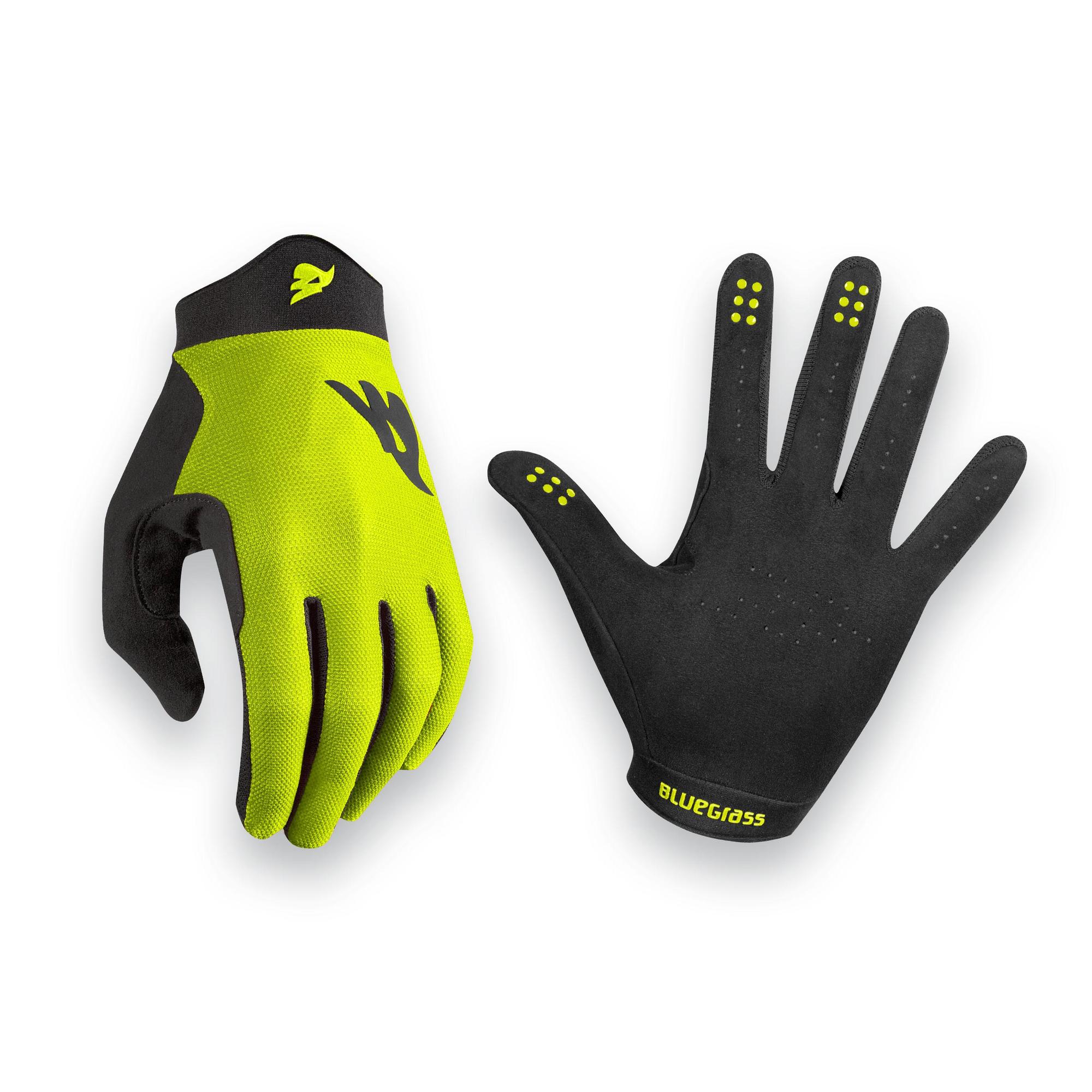 Bluegrass Union Handschuhe Fluo Yellow