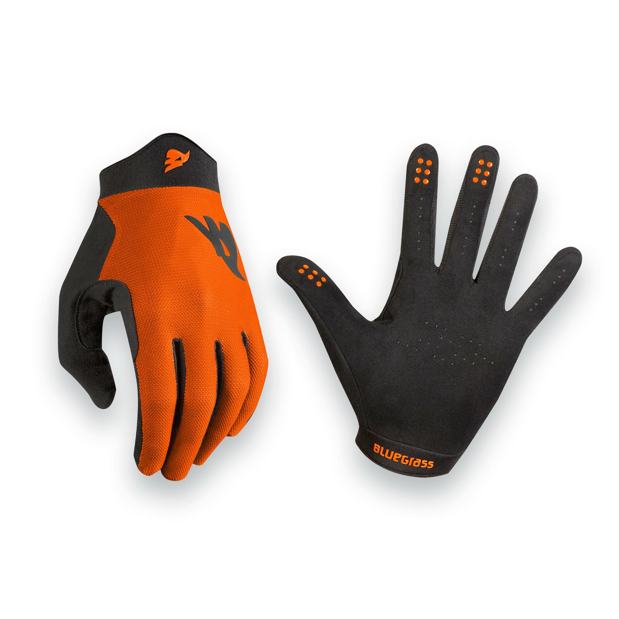 Bluegrass Union Handschuhe Orange