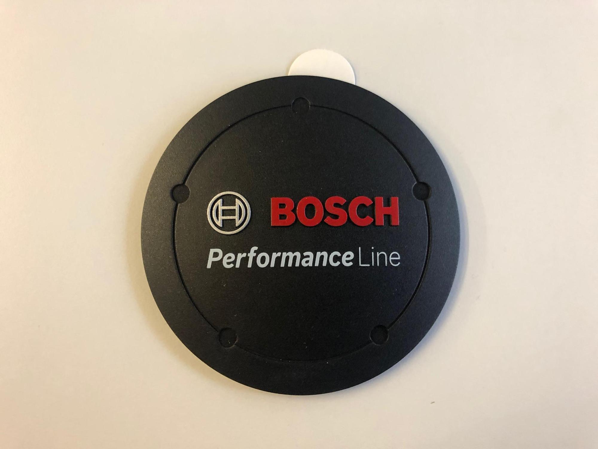 Bosch Bezel Performance Logo-Deckel