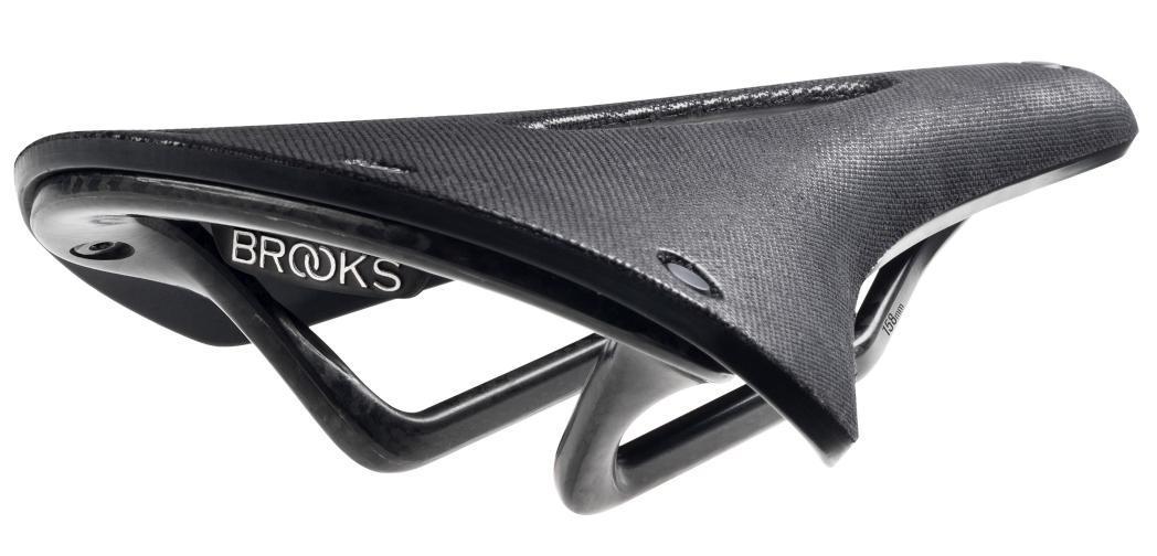 Brooks C13 Cambium Carved Sattel