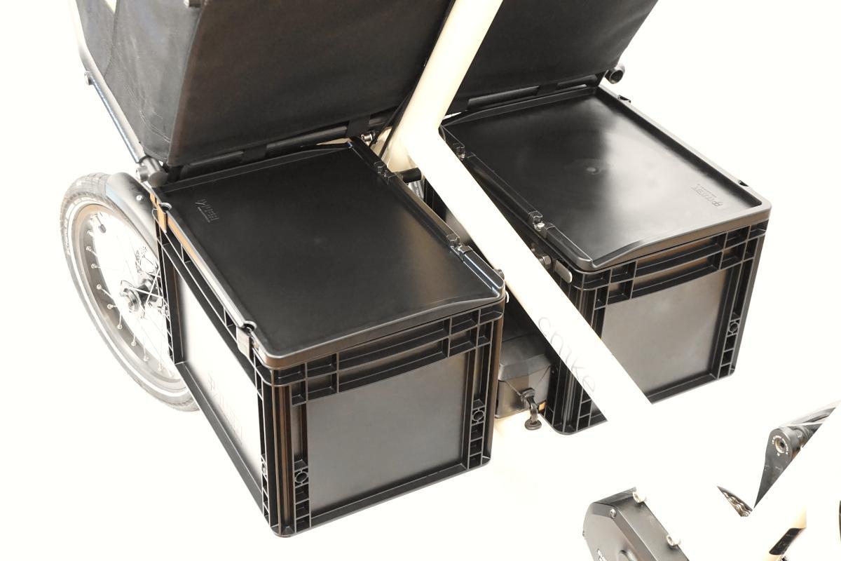 Chike Transportboxen (Euroboxen-Set)