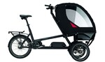 Chike E-Kids Transportvelo