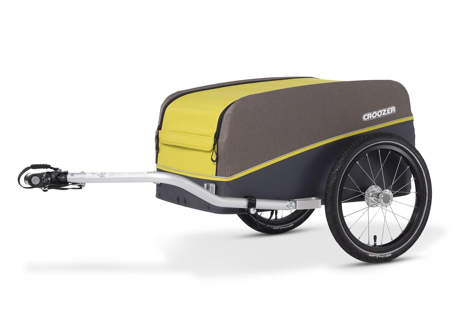 Croozer Cargo Kalle Lastenanhänger (2020)