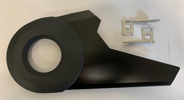 Curana Kettenschutz Bosch Gen2, 6° inkl. Fixation