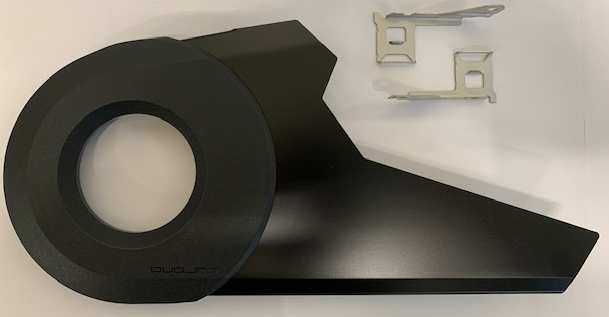 Curana Kettenschutz Bosch Gen2, 12° inkl. Fixation