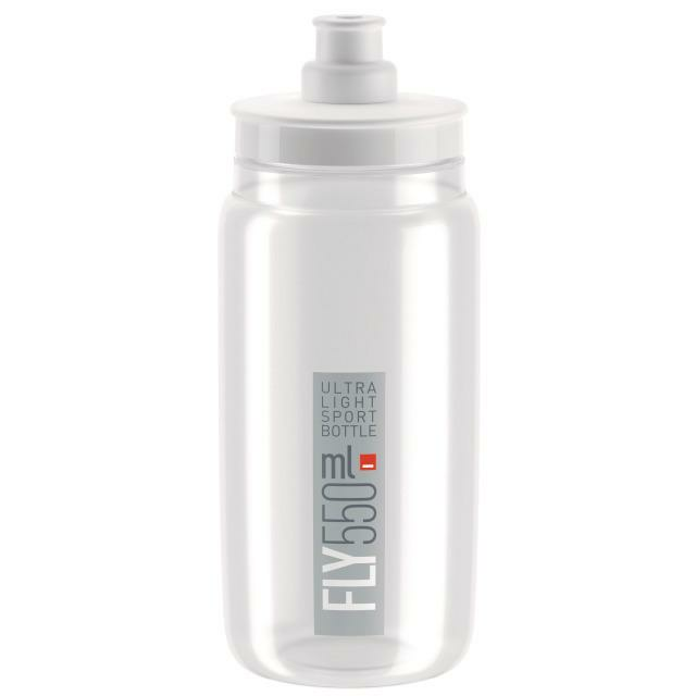 Elite Fly 20 Trinkflasche transparent