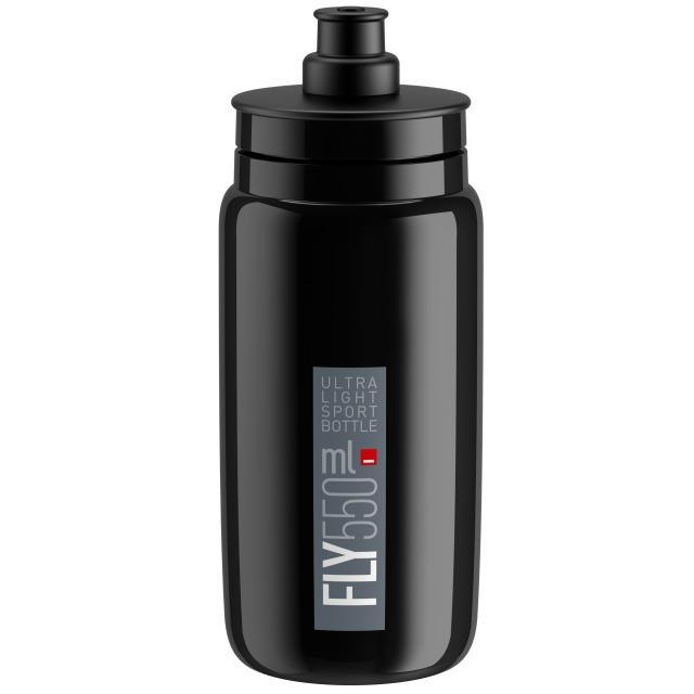 Elite Fly 20 Trinkflasche schwarz
