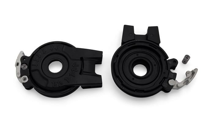 Enviolo Manual Hub Interface Schwerlast Multi-Turn, black