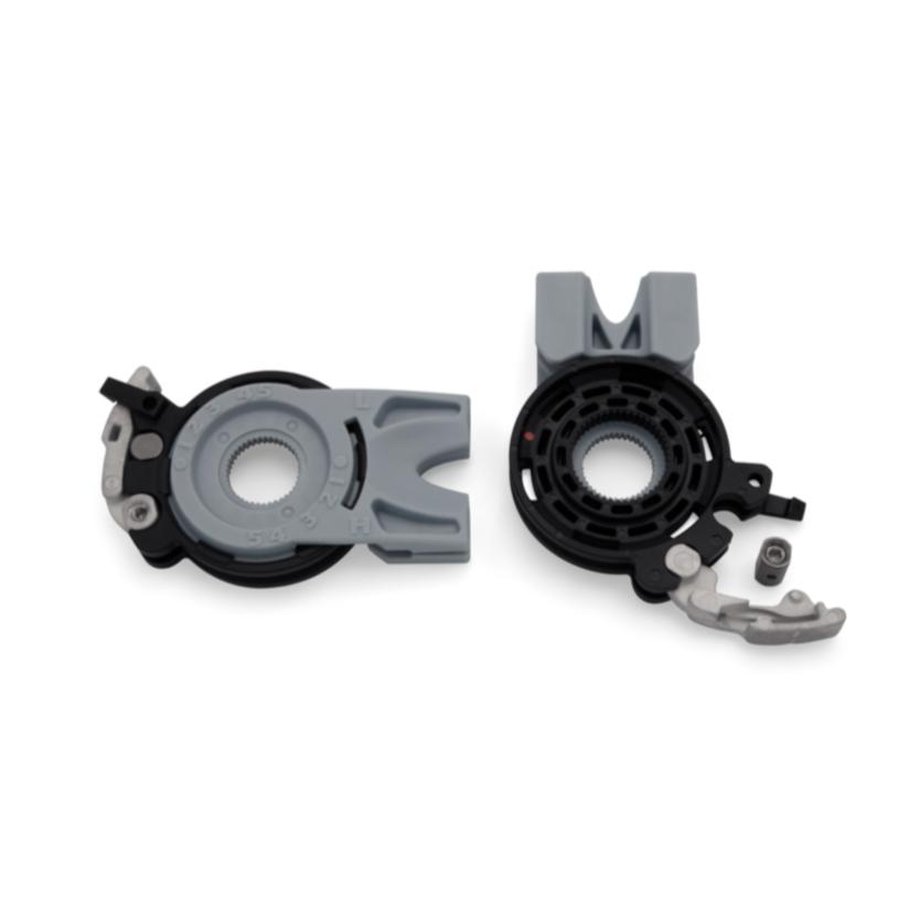 Enviolo Manual Hub Interface Schwerlast Multi-Turn 40T Spline