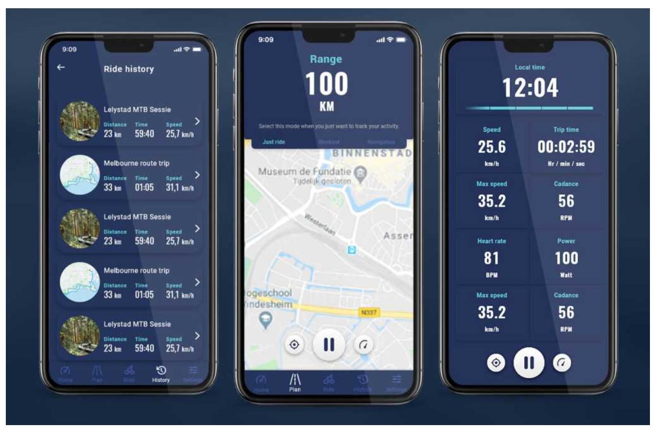Giant RideControl App 2.0