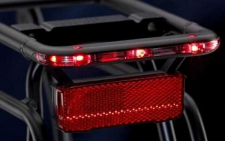 Herrmanns LED-Rücklicht-Set für Racktime I-Valo breit