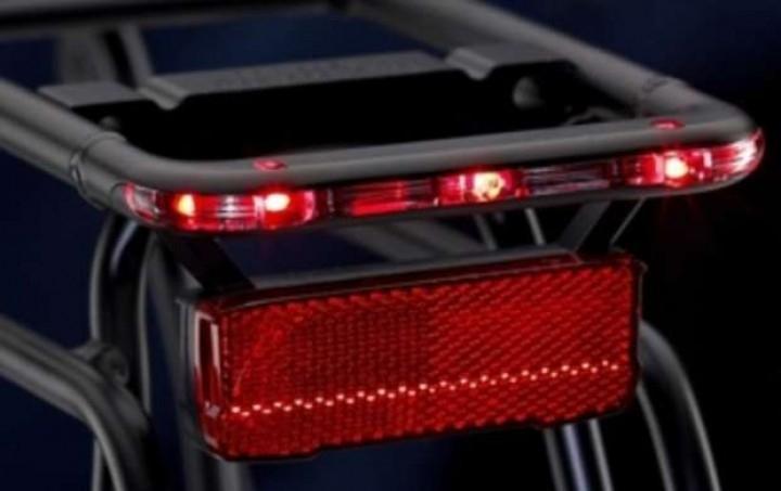 Herrmanns LED-Rücklicht-Set für Racktime I-Valo Light schmal