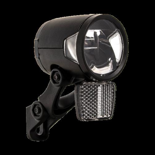 Herrmans H-Black MR8 E Scheinwerfer für E-Bike 6-12V
