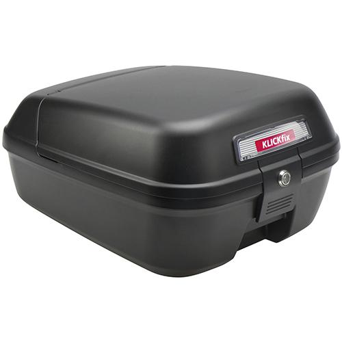 KLICKfix Citybox mit UniKlip-Adapter Fahrradkoffer