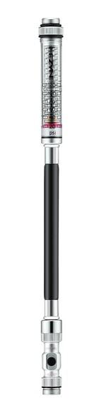 Lezyne Hose ABS Pen Gauge Silver