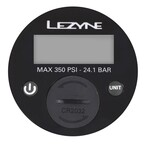 Lezyne digitales Manometer 24 bar (350 psi)
