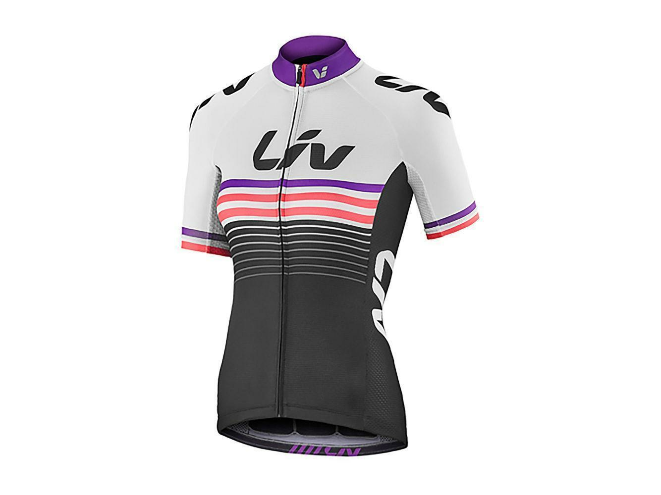 Liv Race Day Trikot Kurzarm 2019