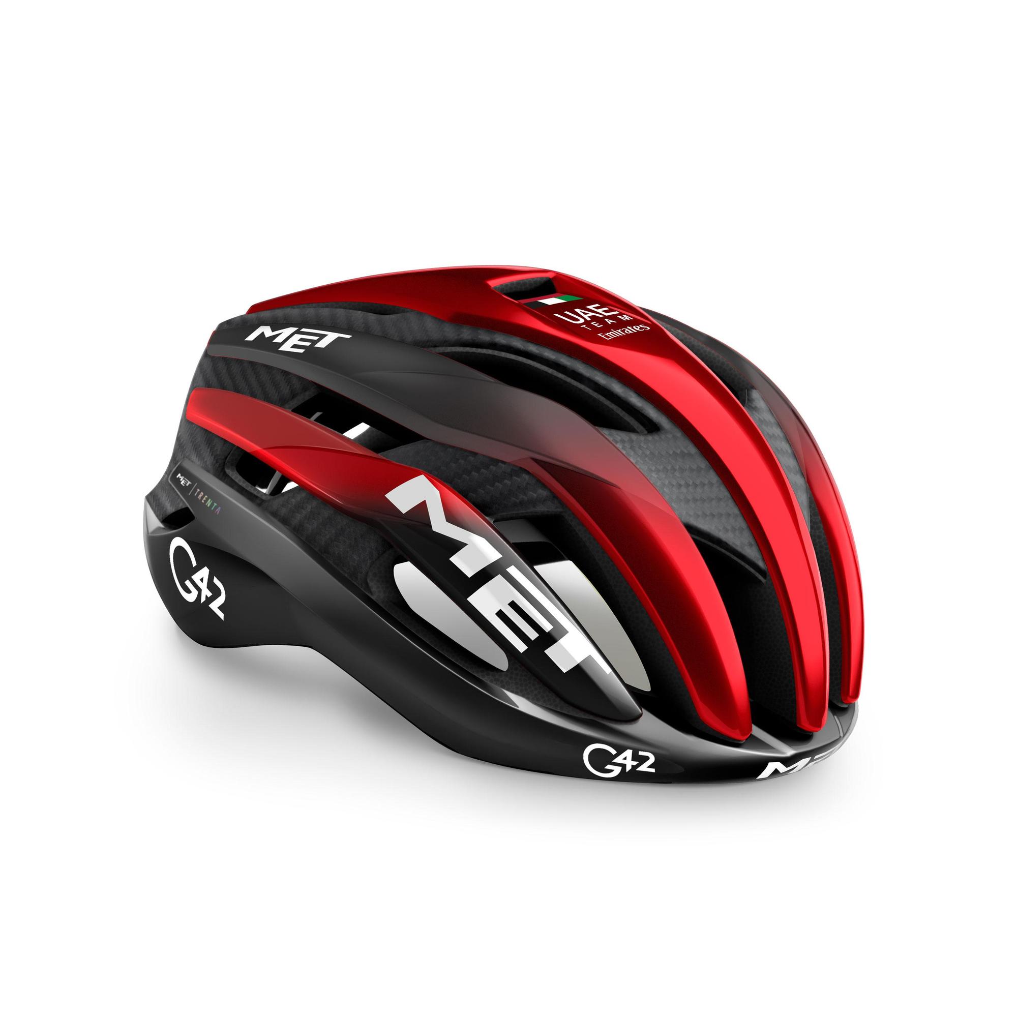 MET Trenta 3K Carbon UAE-Team Helm
