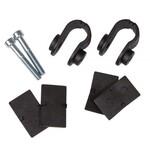 Ortlieb QL3.1-Schellen für 11-14 mm Rohrdurchmesser