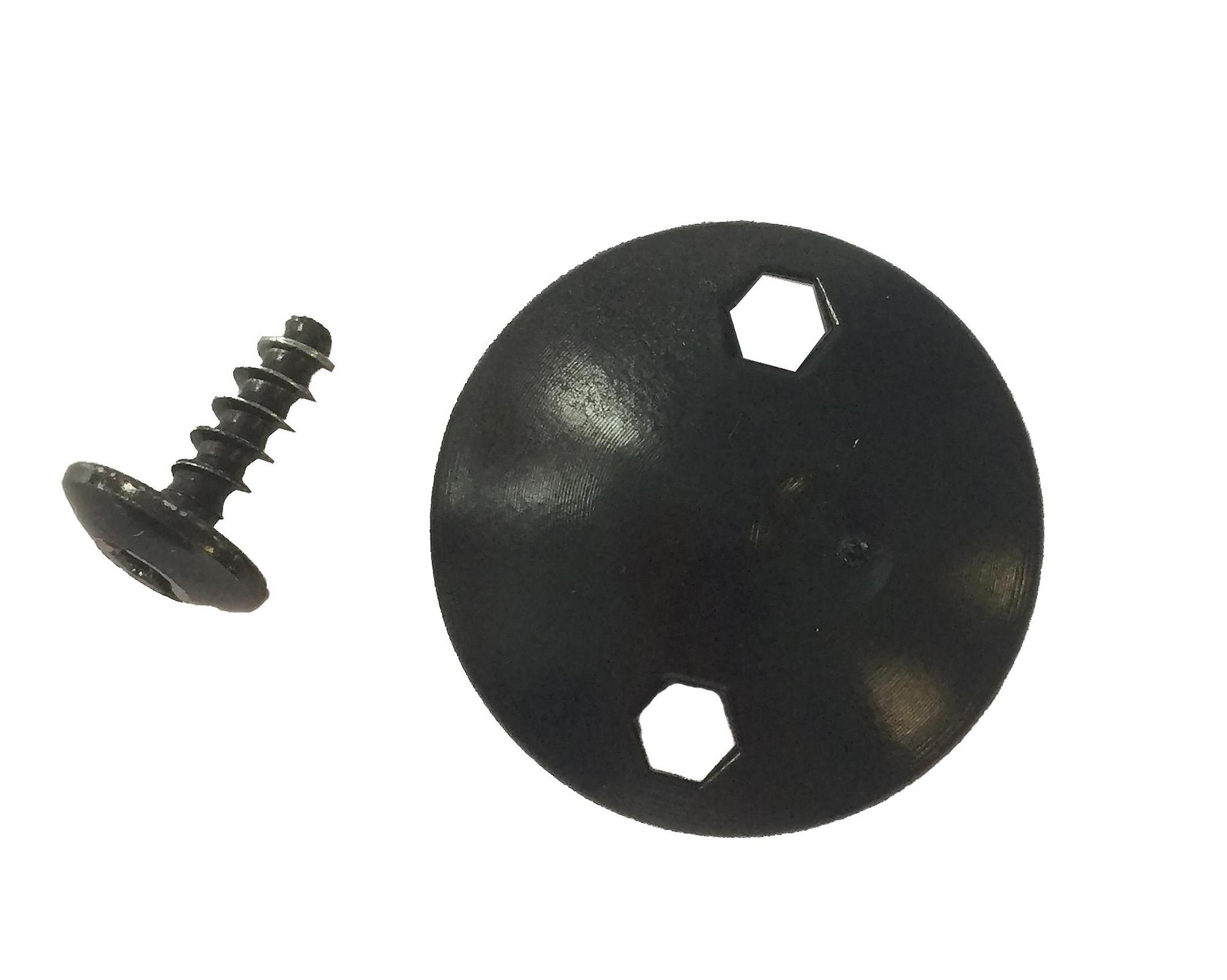 Ortlieb Schraubensatz als Ersatz für QL2.1-Modelle