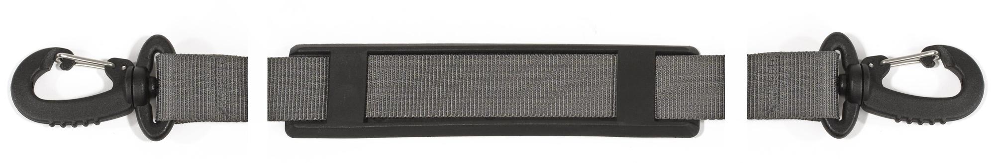 Ortlieb Schultergurt 150 cm mit Karabiner, für Bike-Packer Plus und Sport-Packer Plus ab 2015
