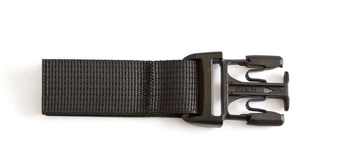 Ortlieb Steckverschluss mit Gurtband für Office-Bag