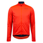 Pearl Izumi Pro Insulated Jacke screaming red twilight