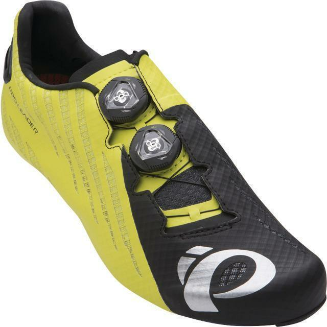 Pearl Izumi Men Road P.R.O Leader v4 Schuh black-lime