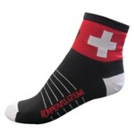 Pearl Izumi Socken Men ELITE Low Swiss Edition