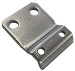 Pletscher Adapterplatte 18/18 für Hinterbauständer