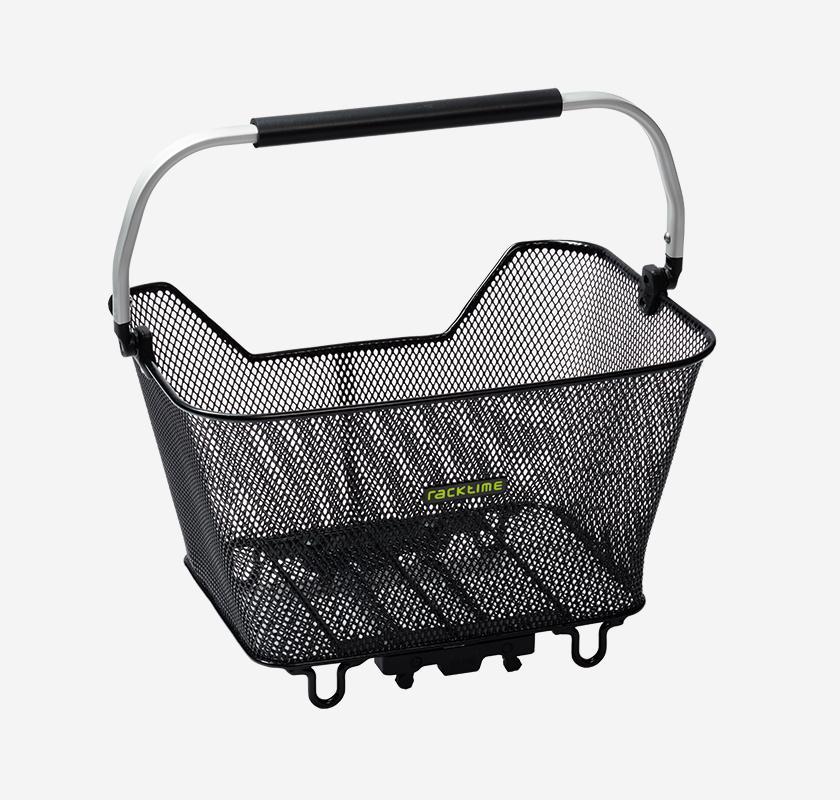 Racktime Bask-It Deluxe Gepäckträgerkorb