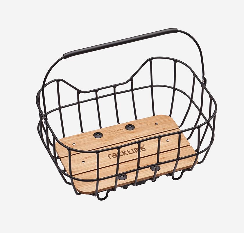 Racktime Bask-It Breeze Gepäckträgerkorb