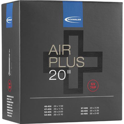 Schwalbe Air plus Fahrradschlauch 20 Zoll