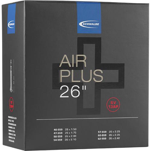 Schwalbe Air plus Fahrradschlauch 26 Zoll