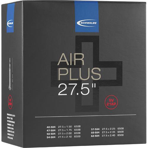 Schwalbe Air Plus Fahrradschlauch 27.5 Zoll