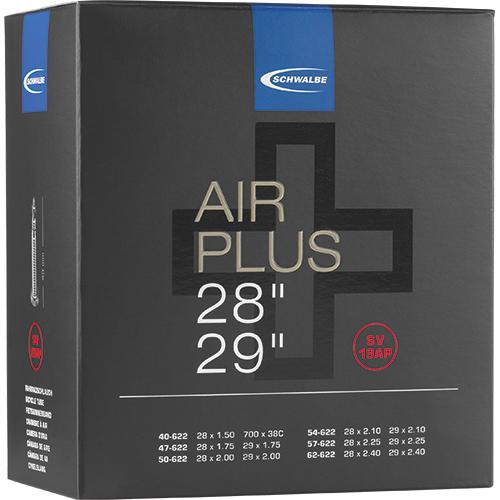 Schwalbe Air plus Fahrradschlauch 28/29 Zoll