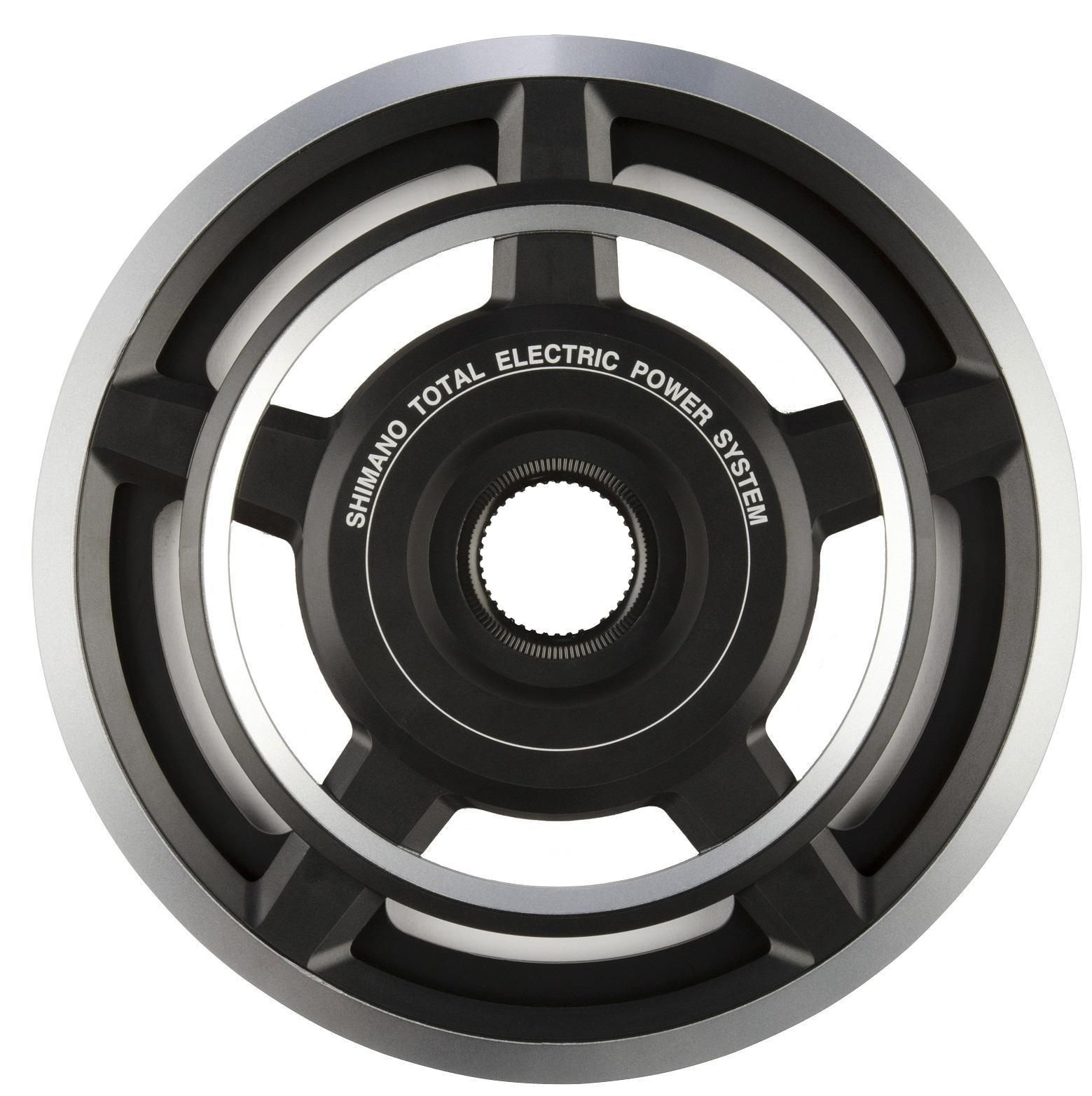 Shimano Kettenblattschutz für FC-E6000 (Doppelter Kettenschutz)