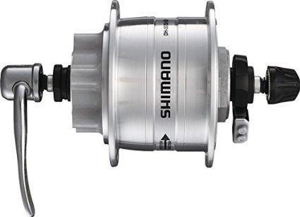 Shimano DH-3D32 Nabendynamo 6-Loch