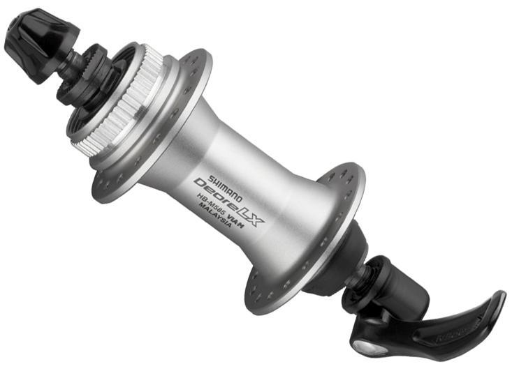 Shimano Deore LX HB-M585 Vorderradnabe Centerlock