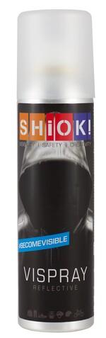 SHIOK! Vispray reflektierendes Spray für Textilien und Hardware