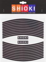 SHIOK! reflektierende Felgenaufkleber