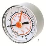 SKS Monometer für Rennkompressor