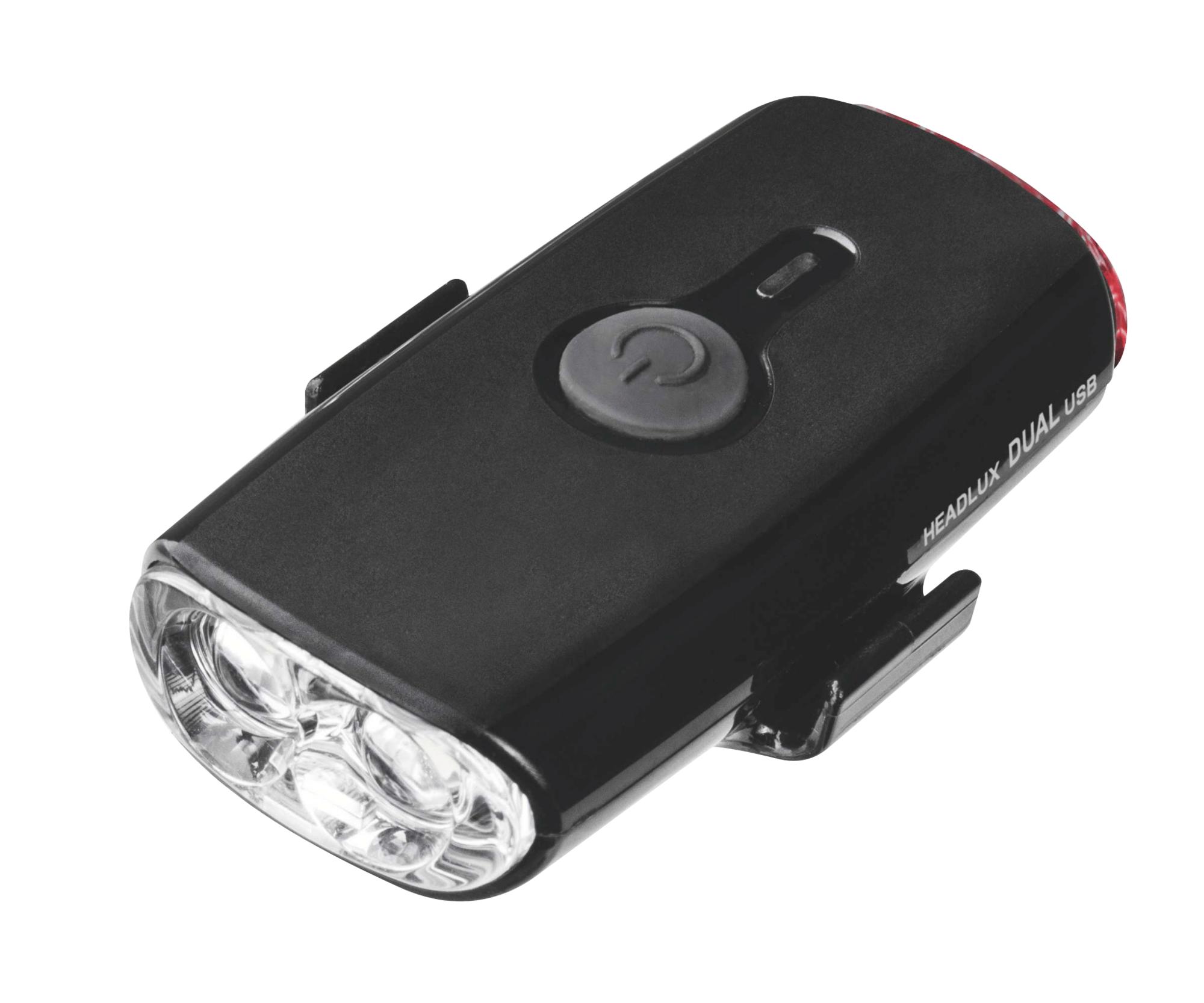 Topeak HeadLux Dual USB Helmlampe