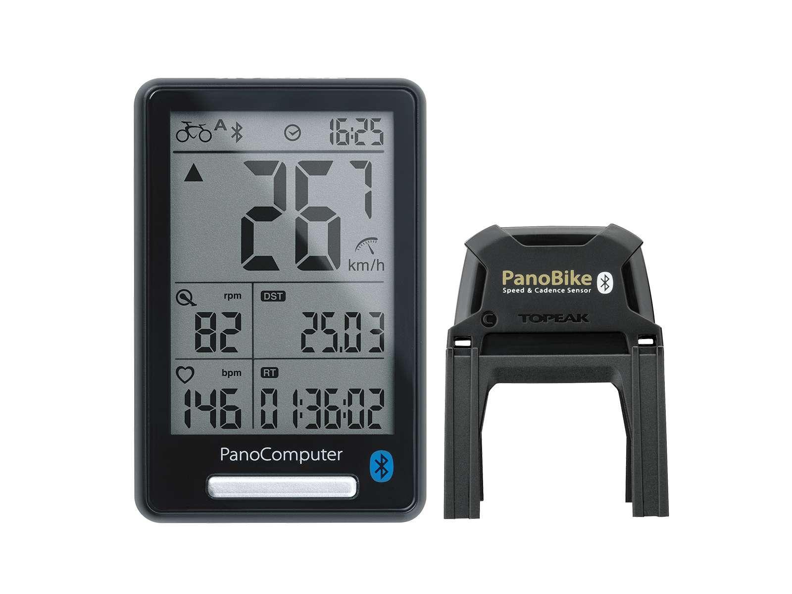 Topeak PanoComputer w/Speed & Cadence Sensor