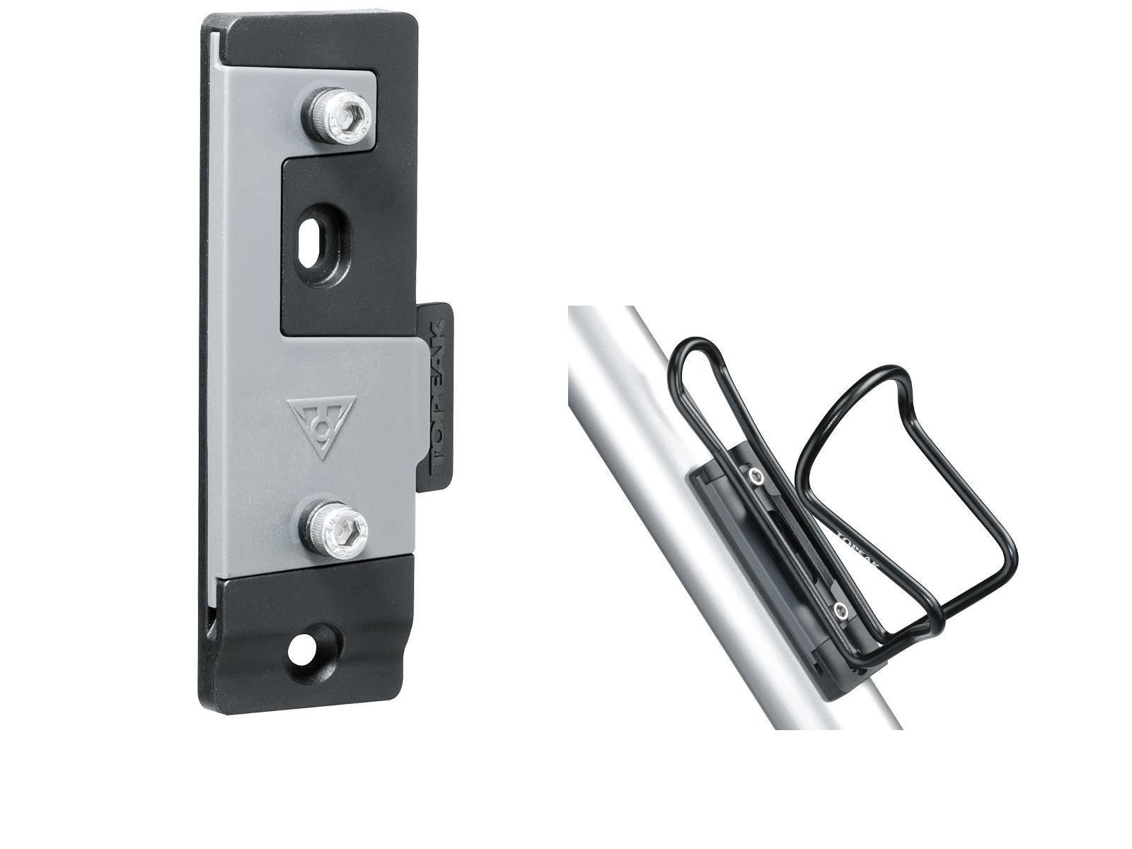 Topeak QR CageMount Schnellverschluss-System für Bidonhalter