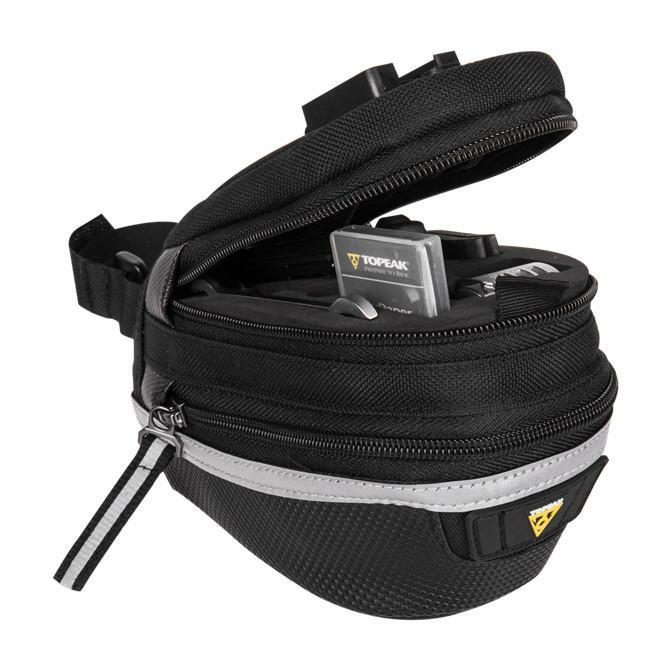 Topeak Survival Tool Wedge Pack II Satteltasche